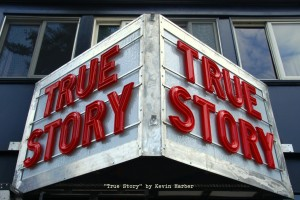 True Story by Kevin Harber